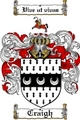 Thumbnail Craigh Family Crest  Craigh Coat of Arms