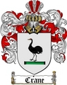 Thumbnail Crane Family Crest  Crane Coat of Arms