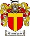 Thumbnail Cranshaw Family Crest  Cranshaw Coat of Arms