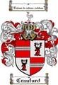 Thumbnail Craufurd Family Crest  Craufurd Coat of Arms