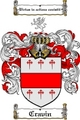 Thumbnail Cravin Family Crest  Cravin Coat of Arms