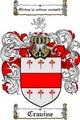 Thumbnail Cravine Family Crest  Cravine Coat of Arms