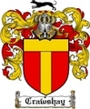 Thumbnail Crawshay Family Crest  Crawshay Coat of Arms
