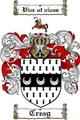 Thumbnail Creag Family Crest  Creag Coat of Arms