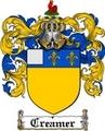 Thumbnail Creamer Family Crest  Creamer Coat of Arms