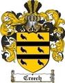 Thumbnail Creech Family Crest  Creech Coat of Arms