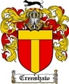 Thumbnail Crenshaw Family Crest  Crenshaw Coat of Arms