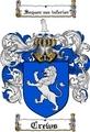 Thumbnail Crews Family Crest  Crews Coat of Arms