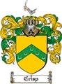 Thumbnail Crisp Family Crest  Crisp Coat of Arms