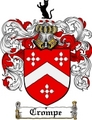 Thumbnail Crompe Family Crest  Crompe Coat of Arms