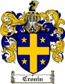 Thumbnail Cronin Family Crest  Cronin Coat of Arms