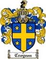 Thumbnail Croynen Family Crest  Croynen Coat of Arms