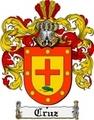 Thumbnail Cruz Family Crest  Cruz Coat of Arms