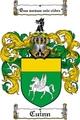 Thumbnail Cuinn Family Crest  Cuinn Coat of Arms