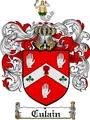 Thumbnail Culain Family Crest  Culain Coat of Arms