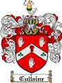Thumbnail Cullaine Family Crest  Cullaine Coat of Arms