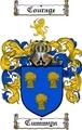 Thumbnail Cummyn Family Crest  Cummyn Coat of Arms