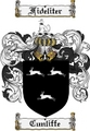 Thumbnail Cunliffe Family Crest Cunliffe Coat of Arms Digital Download