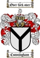 Thumbnail Cunningham Family Crest / Cunningham Coat of Arms