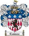 Thumbnail Cussane Family Crest  Cussane Coat of Arms