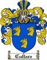 Thumbnail Cutlare Family Crest  Cutlare Coat of Arms