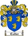 Thumbnail Cutler Family Crest  Cutler Coat of Arms