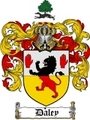 Thumbnail Daley Family Crest / Daley Coat of Arms