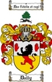 Thumbnail Dally Family Crest  Dally Coat of Arms