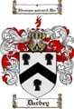 Thumbnail Darbey Family Crest  Darbey Coat of Arms