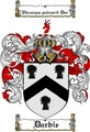 Thumbnail Darbie Family Crest  Darbie Coat of Arms