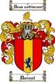 Thumbnail Darnol Family Crest  Darnol Coat of Arms
