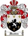 Thumbnail Dauton Family Crest Dauton Coat of Arms Digital Download
