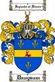 Thumbnail Dauysum Family Crest  Dauysum Coat of Arms