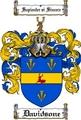 Thumbnail Davidsone Family Crest  Davidsone Coat of Arms