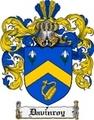Thumbnail Davinroy Family Crest  Davinroy Coat of Arms