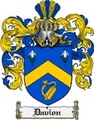 Thumbnail Davion Family Crest  Davion Coat of Arms