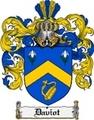 Thumbnail Daviot Family Crest  Daviot Coat of Arms