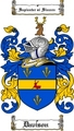 Thumbnail Davison Family Crest  Davison Coat of Arms