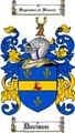 Thumbnail Davison Family Crest  Davison Coat of Arms