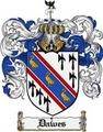 Thumbnail Dawes Family Crest Dawes Coat of Arms Digital Download