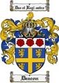 Thumbnail Deacon Family Crest Deacon Coat of Arms Digital Download