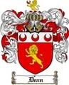 Thumbnail Dean Family Crest / Dean Coat of Arms
