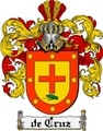 Thumbnail Decruz Family Crest  Decruz Coat of Arms