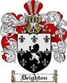 Thumbnail Deighton Family Crest  Deighton Coat of Arms