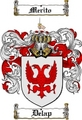 Thumbnail Delap Family Crest  Delap Coat of Arms