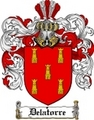 Thumbnail Delatorre Family Crest  Delatorre Coat of Arms
