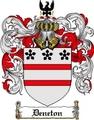Thumbnail Deneton Family Crest Deneton Coat of Arms Digital Download