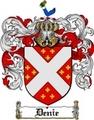 Thumbnail Denie Family Crest  Denie Coat of Arms
