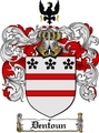 Thumbnail Dentoun Family Crest  Dentoun Coat of Arms