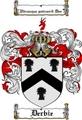 Thumbnail Derbie Family Crest  Derbie Coat of Arms